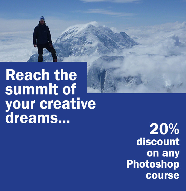 Reach the summit of your creative dreams