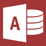 Microsoft Access 2007 Training Course logo