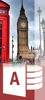 Microsoft Access 2010 Training Course London logo