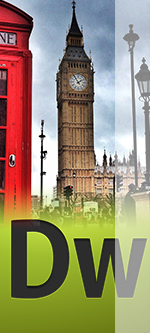 Adobe Dreamweaver CC Training Course London logo