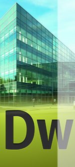 Adobe Dreamweaver CS6 Training Course Reading logo
