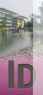 Adobe InDesign CS4 Training Course Chiswick logo