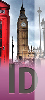 Adobe InDesign CS3 Training Course London logo