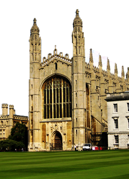 Microsoft Excel 2003 Training Course Intermediate Kings College chapel Cambridge
