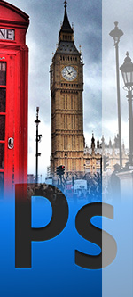 Adobe Photoshop CS6 Training Course London logo