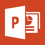 Microsoft PowerPoint 2003 Training Course logo