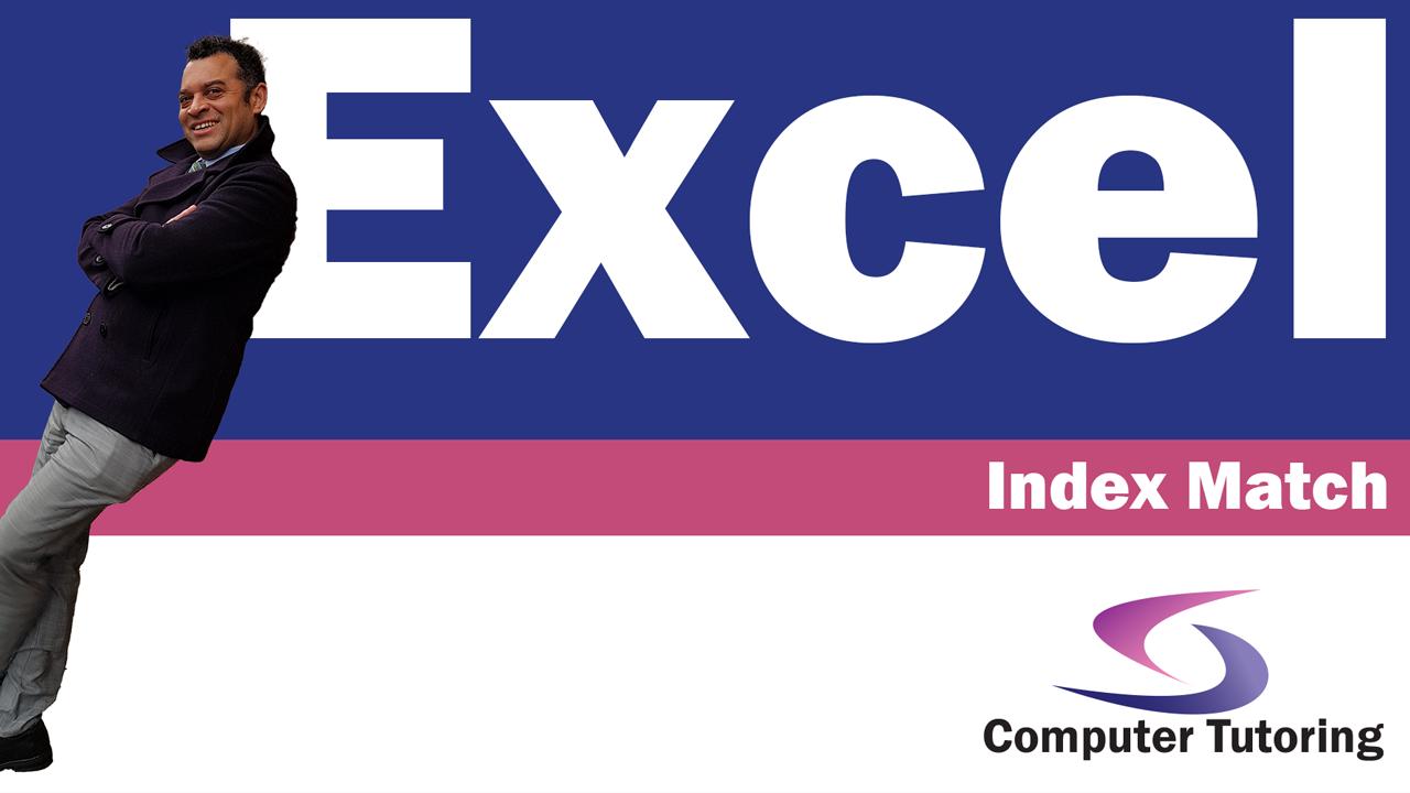 Excel Index Match Video tutorial