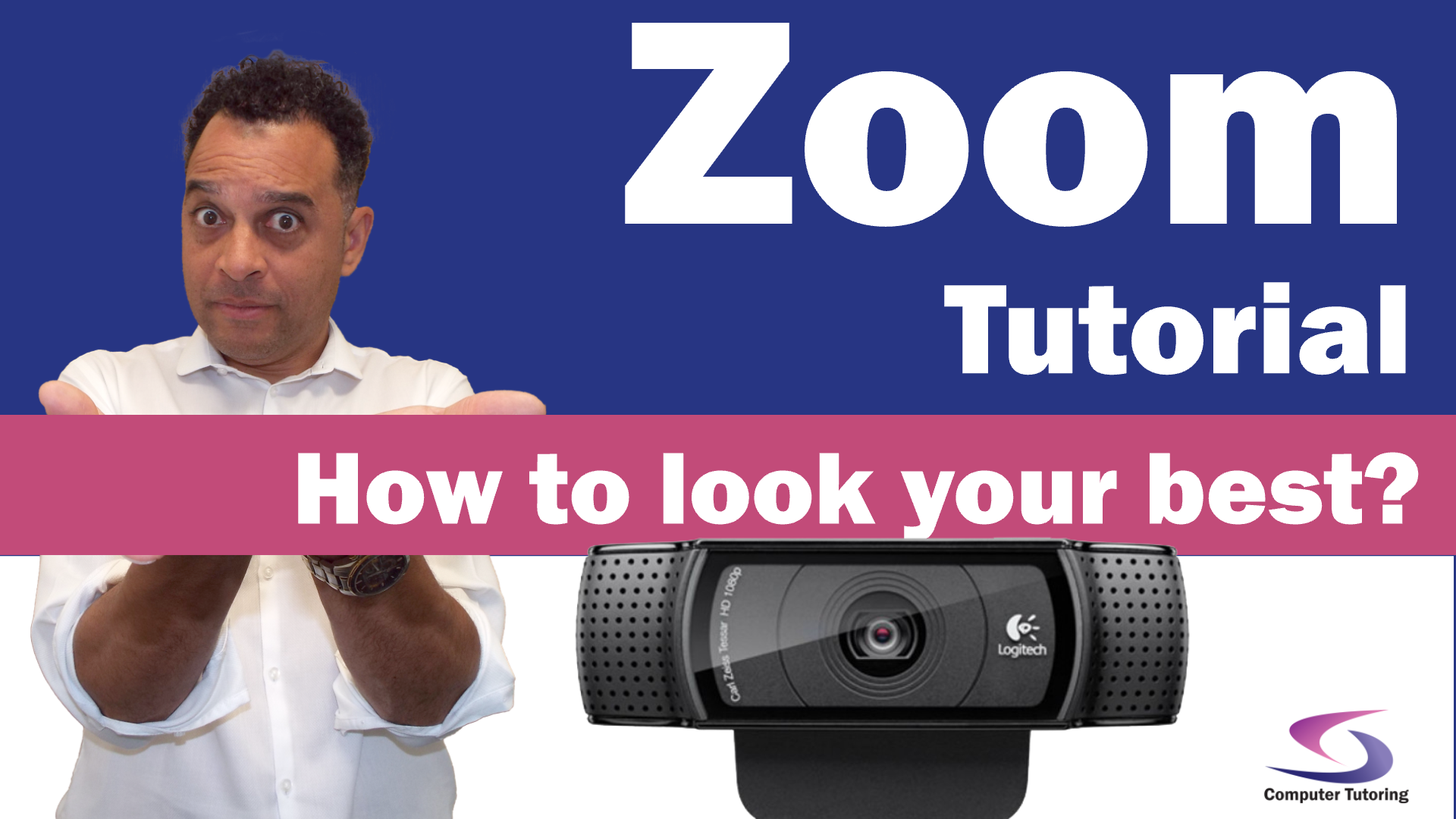 How to look your best on Zoom