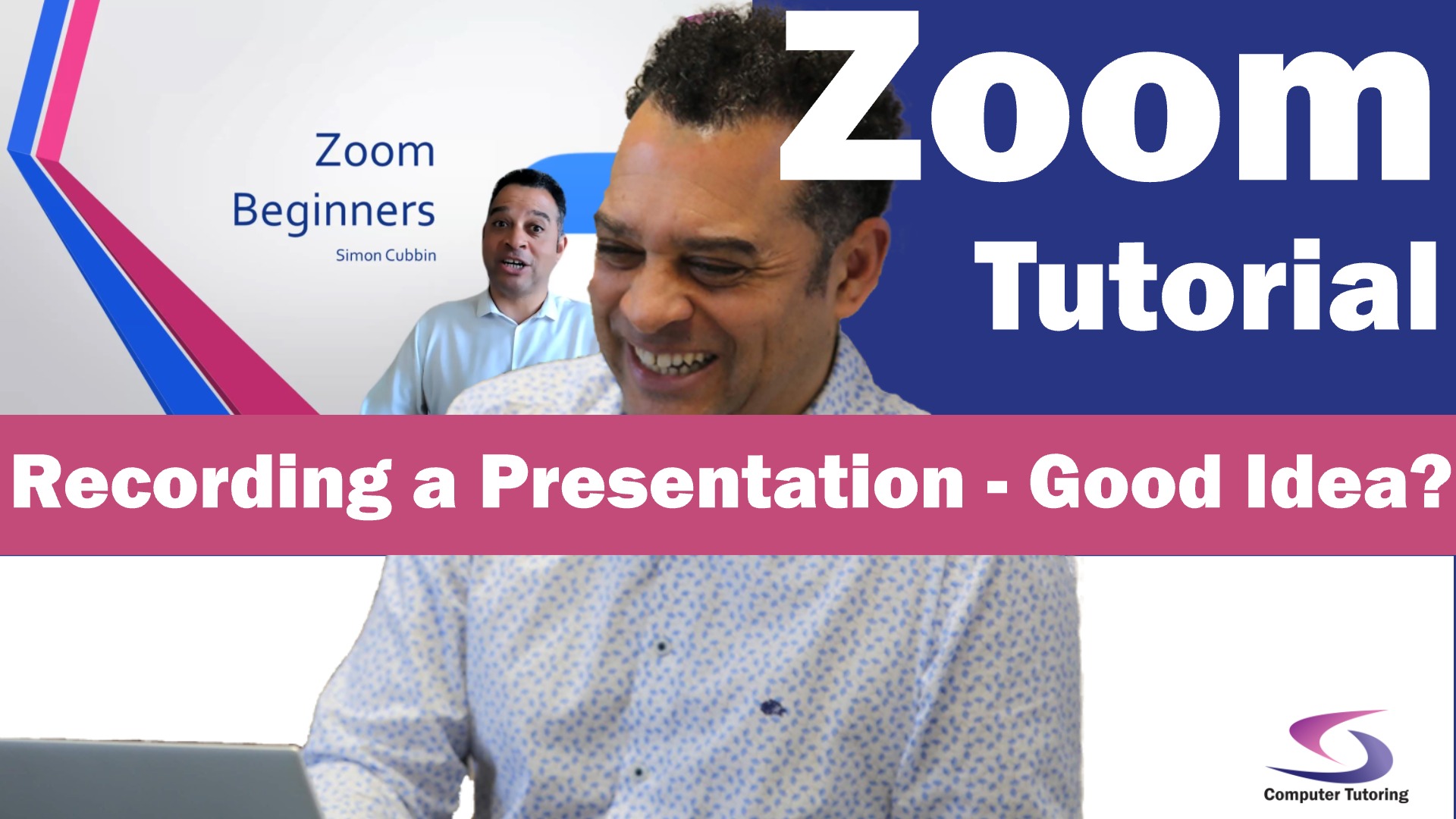 How to record a presentation on Zoom?