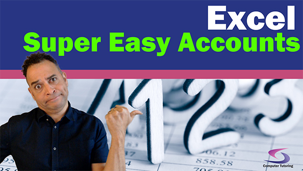 Super Easy Accounts in Excel