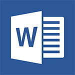 Microsoft Word 2003 Training Course Hammersmith logo
